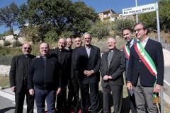 Intitolazione via Don Francesco Mottola