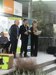 Occhiuto riceve il Premio Green City