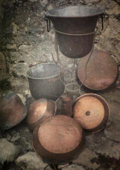 una immagine sulla civiltà del rame a Dipignano