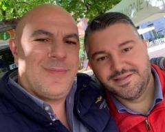 Francesco De Cicco e Pasquale Sconosciuto