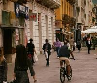 bici isola pedonale