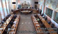 Consiglio Comunale 20 luglio 2020