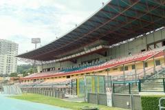 lo Stadio vuoto