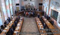 Consiglio Comunale 5 agosto 2020