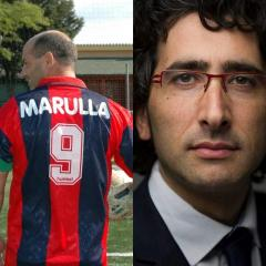 Gigi Marulla e il consigliere Falbo