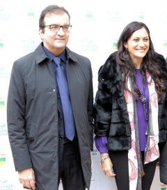 Mario Occhiuto e Rosaria Succurro