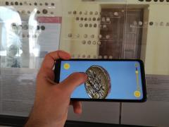 nuovo applicativo al Museo dei Brettii