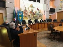 commissione sanità con il sindaco