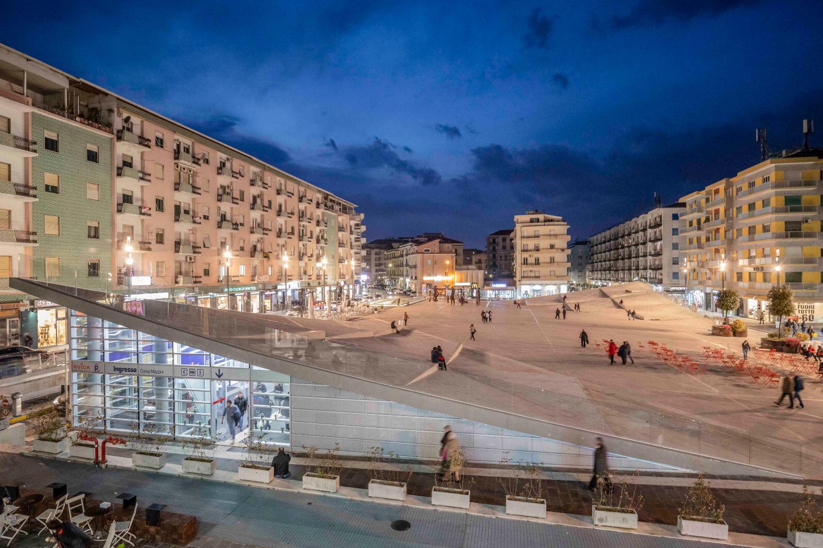 Piazza Bilotti