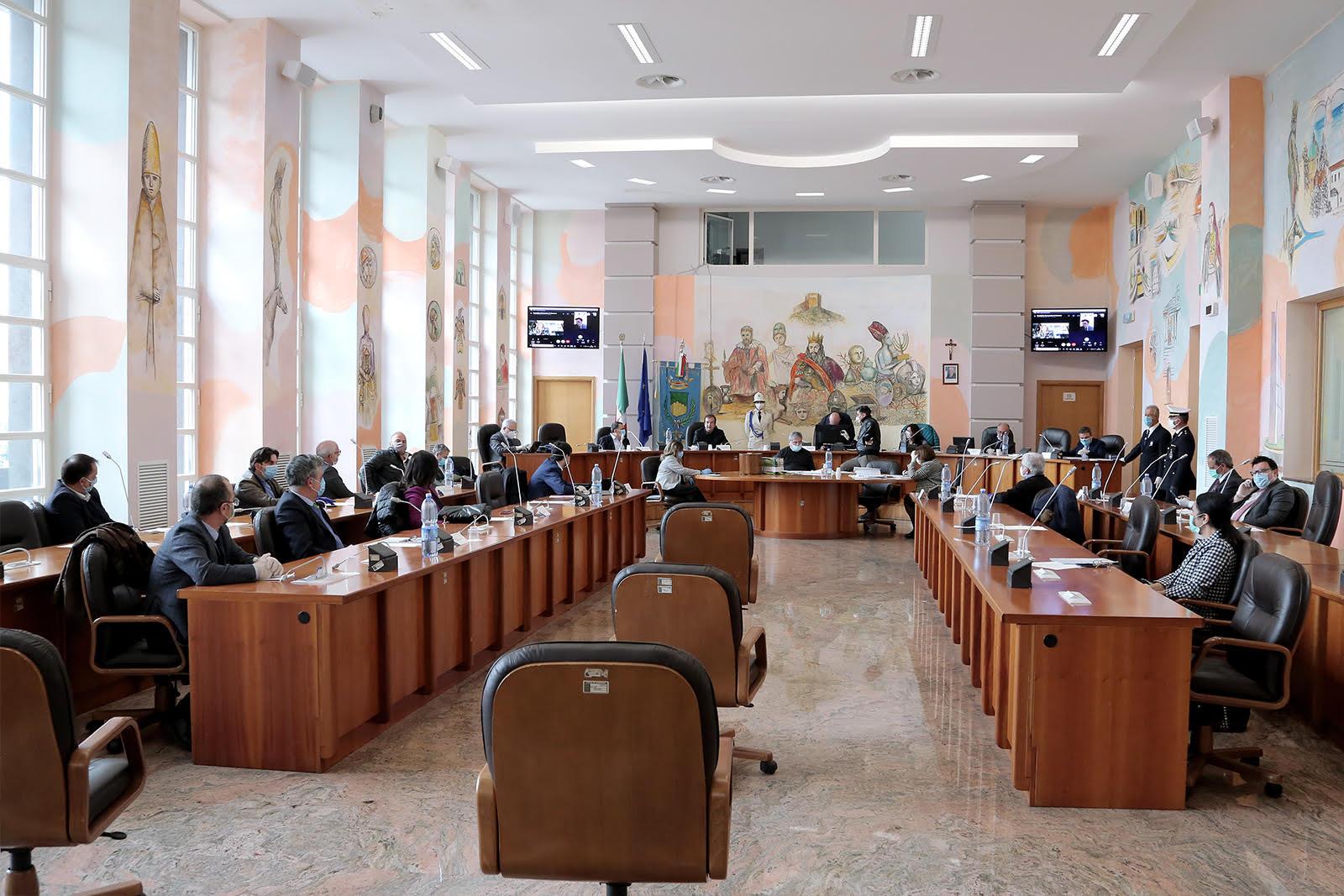 Seduta consiglio comunale del 21 dicembre