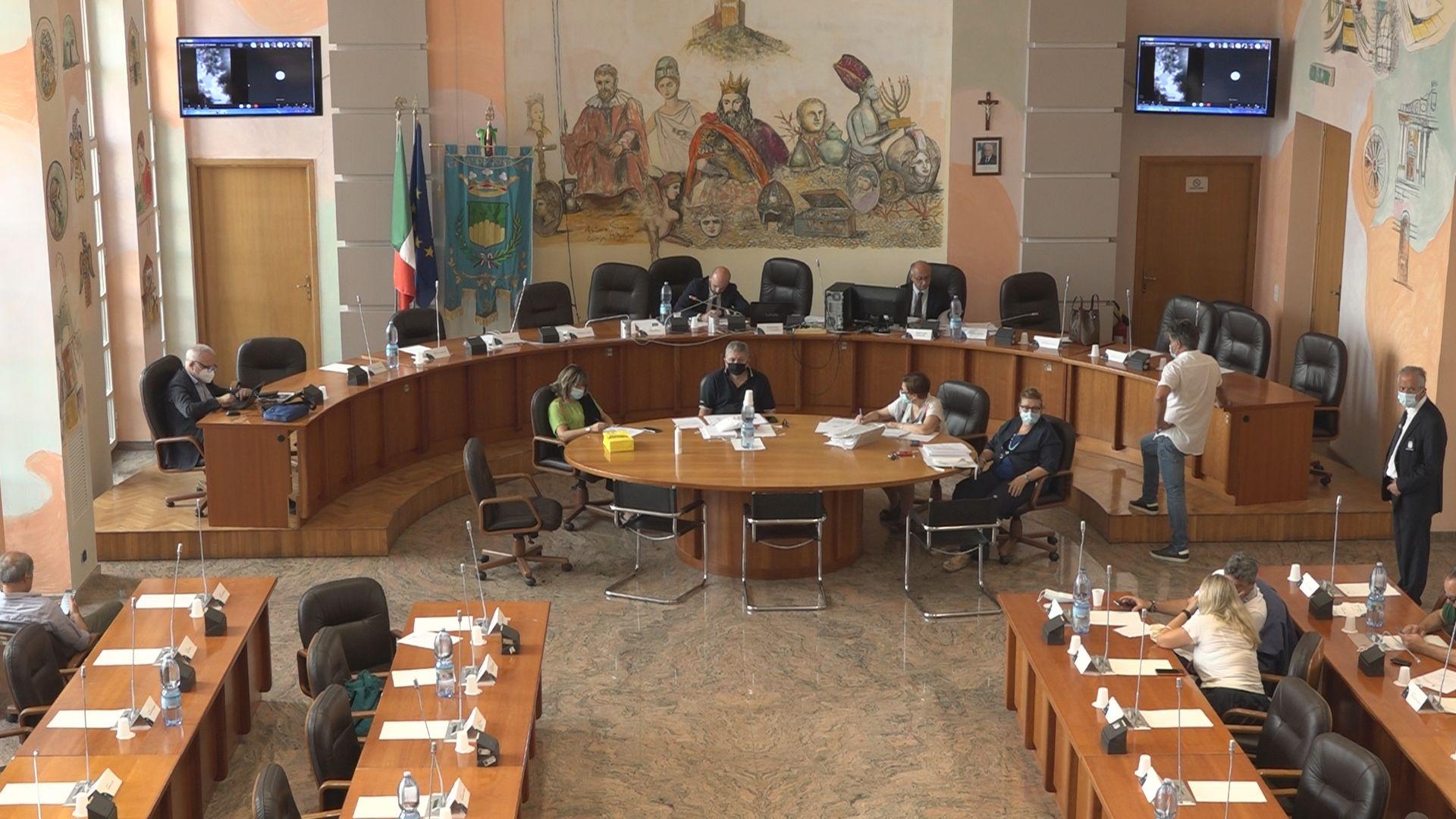 consiglio comunale del 5 agosto 2021