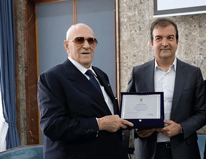 il Sindaco Occhiuto e Avv.Giuseppe Carratelli