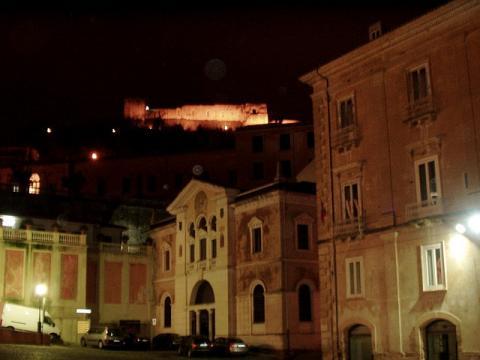 Piazza XV Marzo, Cosenza